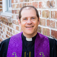 Rev. Joey McDonald