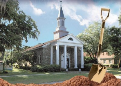 1-1-Church with Shovel