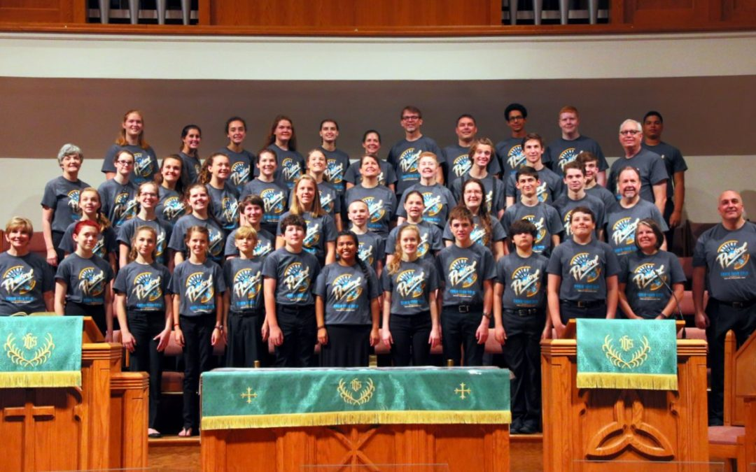 Tucker UMC Youth Choirs – June 1, 2017 at 7 PM