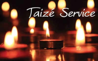 Hosting Low Country Guild of Organists' Taizé Service – March 19, 2017 at 6 PM