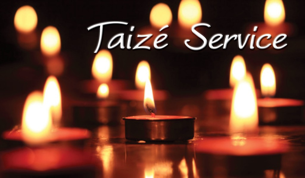 Maundy Thursday- Taize  Service @ Christ Church Drouin | Drouin | Victoria | Australia