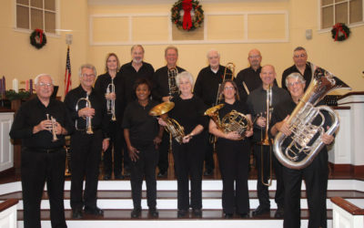 Free Patriotic Concert by Palmetto Brass Ensemble, May 5, 2017 at 7 PM