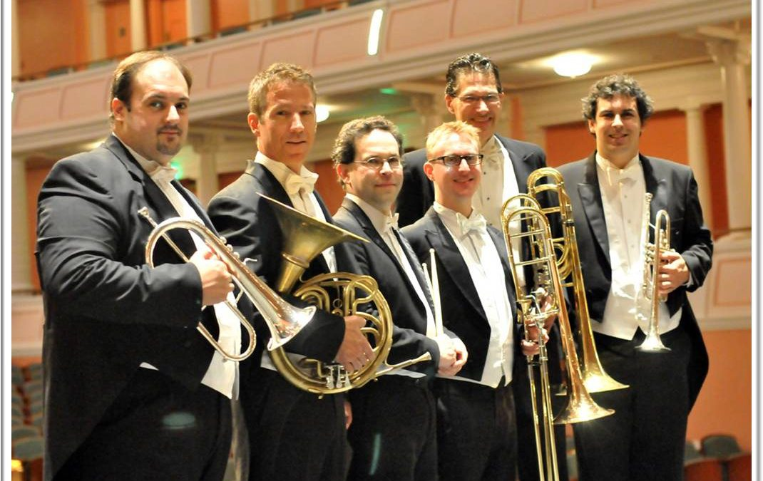 Charleston Symphony Orchestra Holiday Brass Concert – December 17, 2018 at 7 PM
