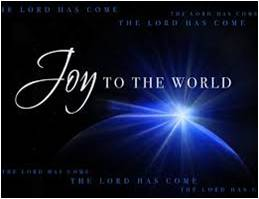 Christmas Cantata: Sing Joy to All the World! Sunday December 17, 2018