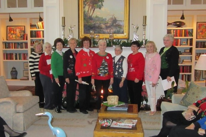 Installation of Officers and Christmas Luncheon