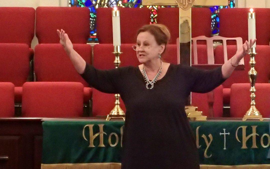 UMW Sunday Service – January 14, 2018