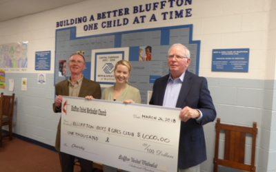 BUMMs Donate to Local Charities