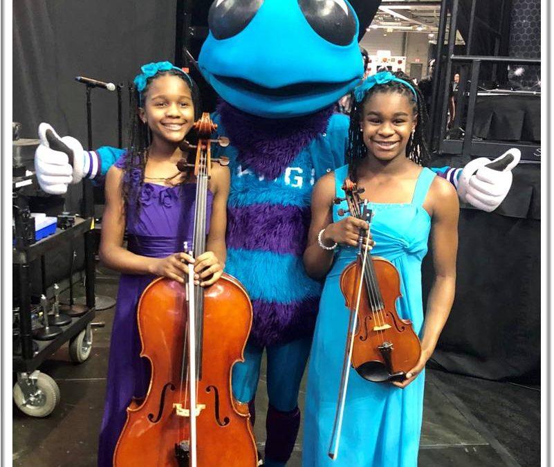 Kearston & Kendall Gonzales Perform at May 27 Worship Service