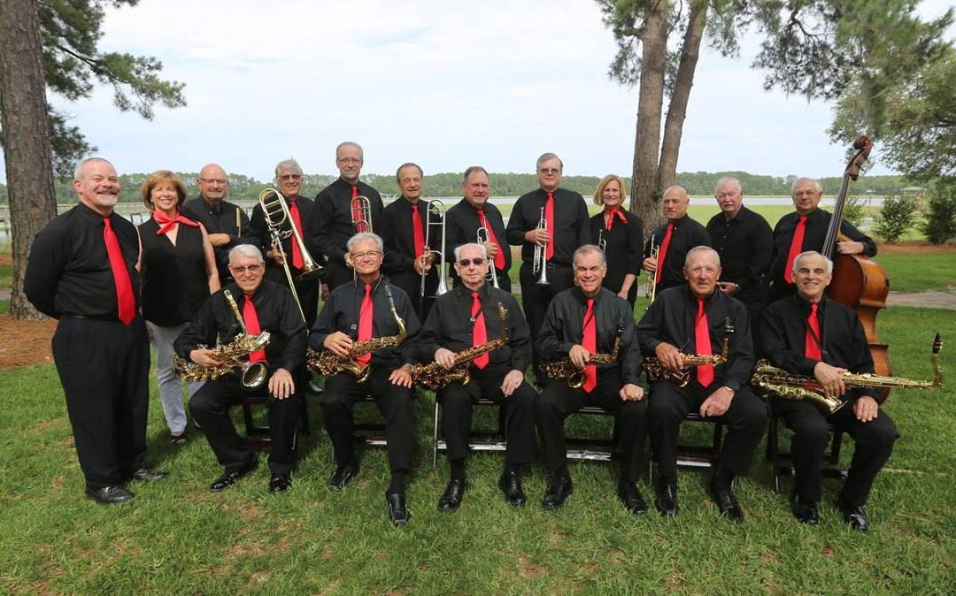 Lowcountry Jazz Band Sunday May 6th at 3 PM