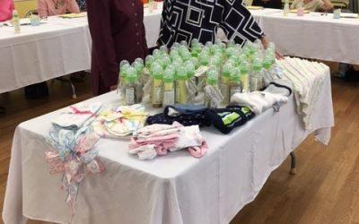 Baby Bottle Fundraiser